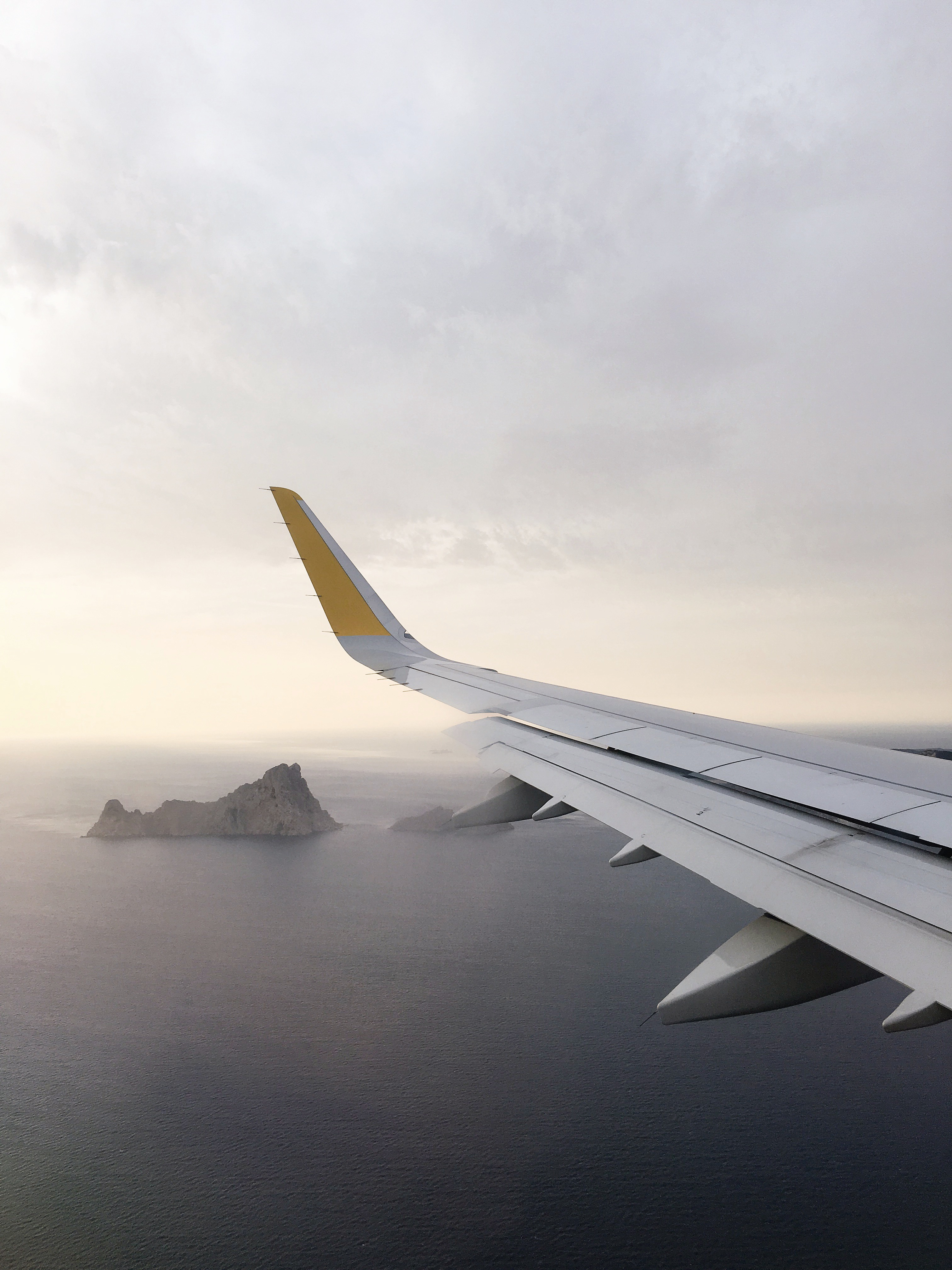 How to survive a long-haul flight…