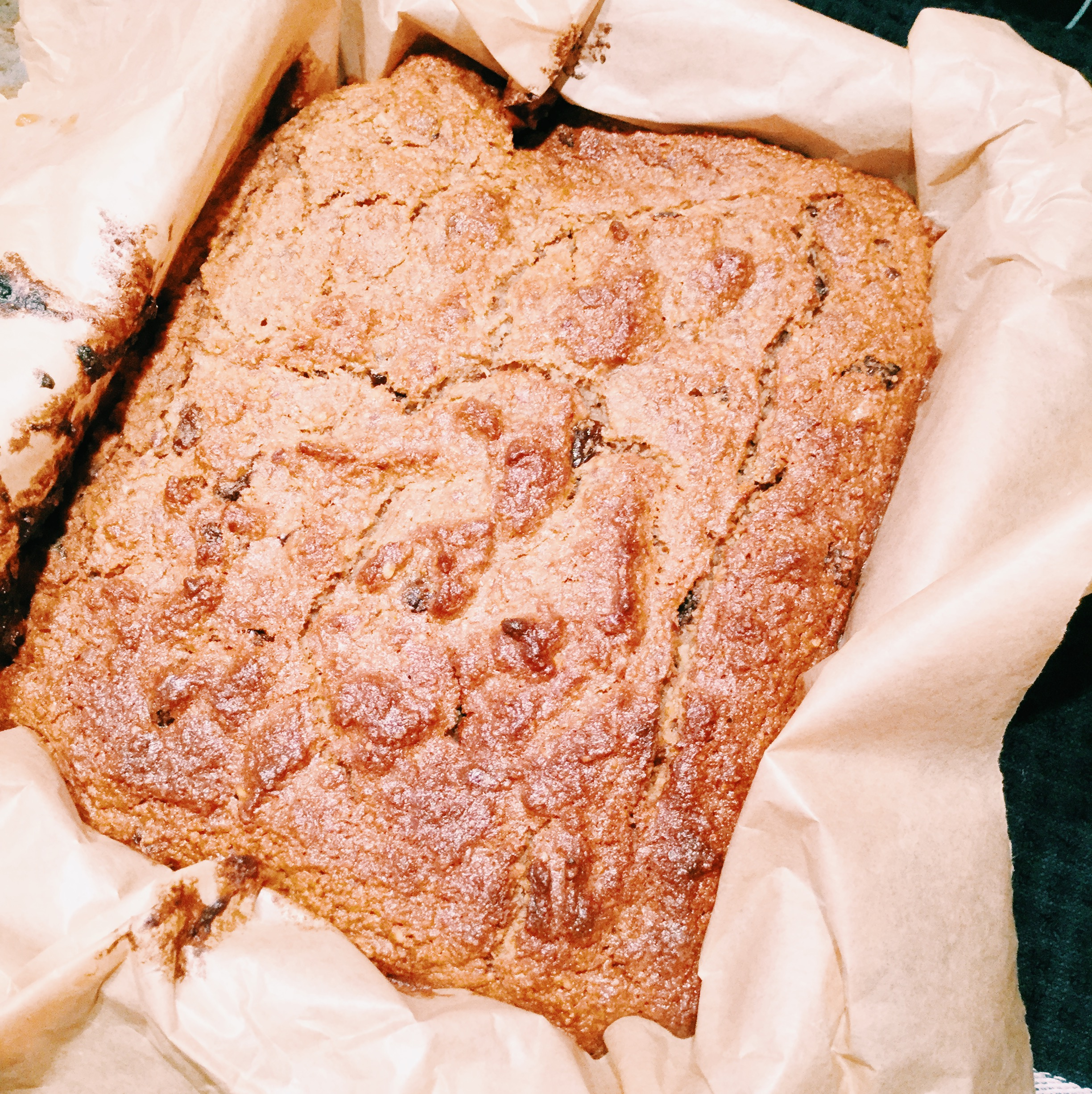 Flour free banana bread recipe