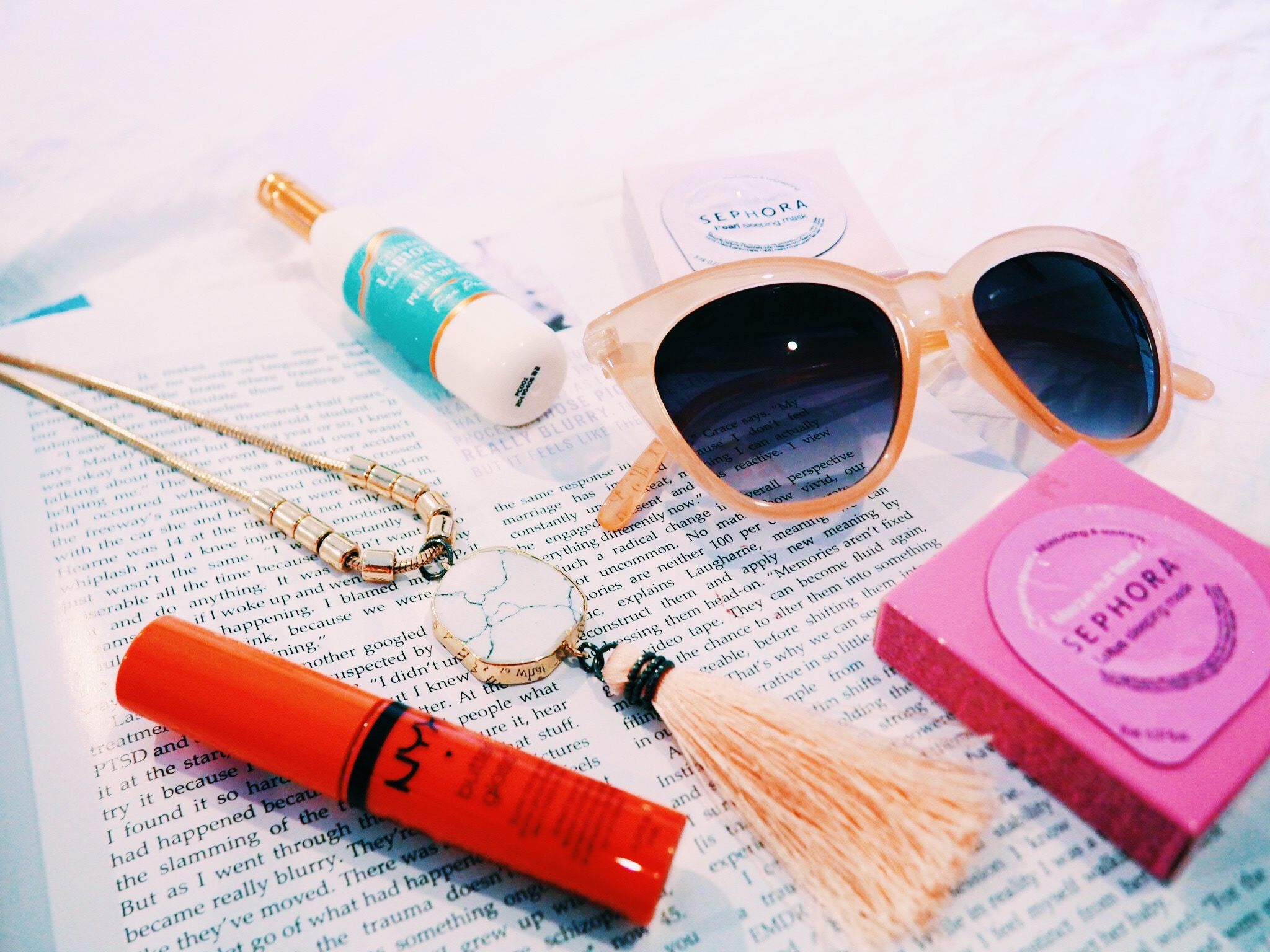 Beauty Favourites- August