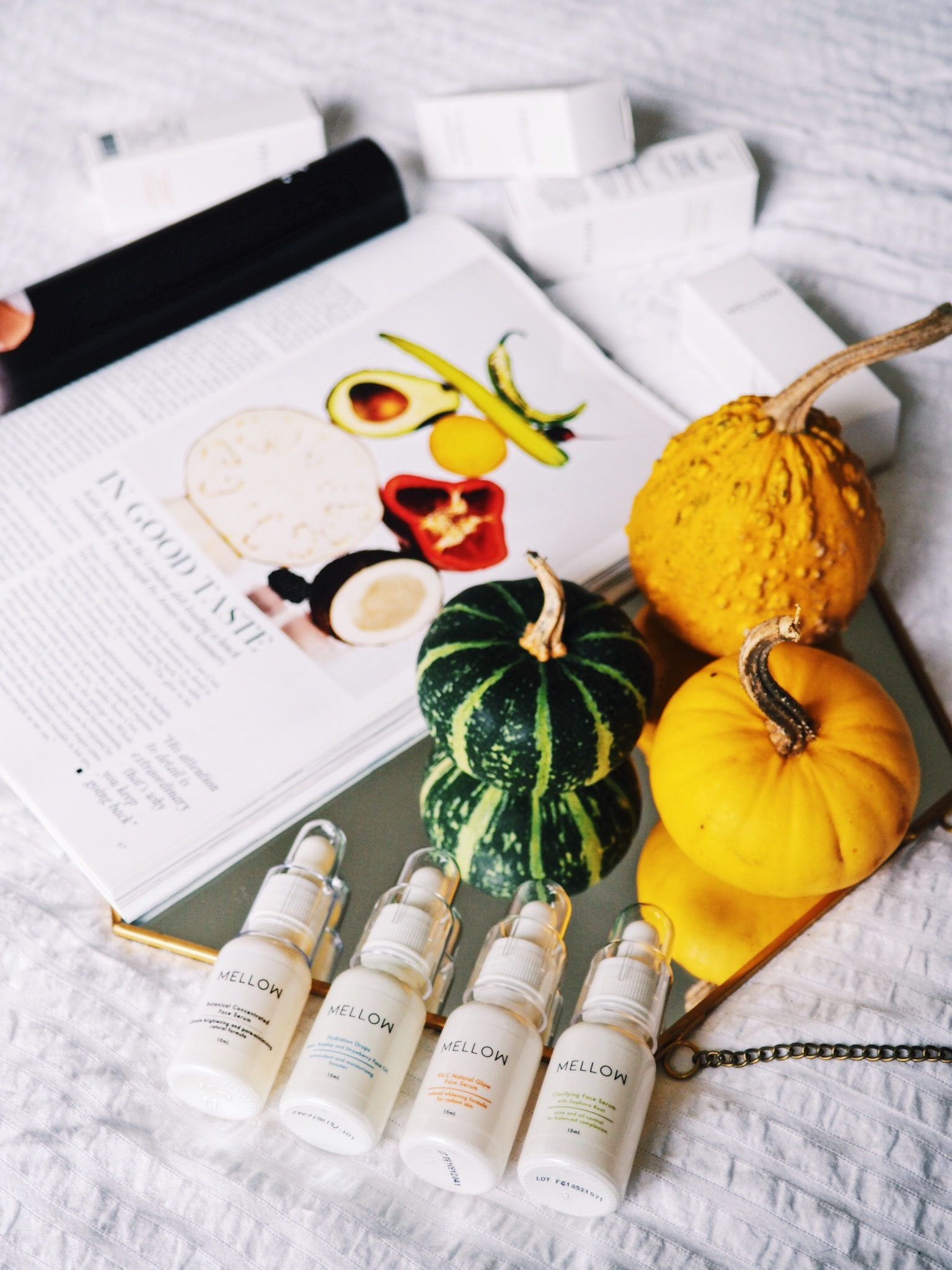 Autumn: The Beauty Review